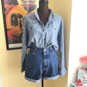 Ralph Lauren Jeans Co Denim Shirt/Top Size XL